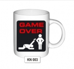 Kubek KN003 Game Over